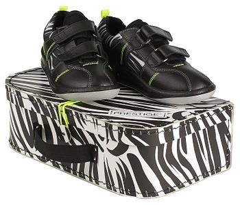 8bd870e5ec8 boty Prestige Zebra - M56020 Black Neon - boty-boty.cz - doprava zdarma
