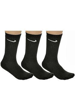 f74545a9c61 ponožky Nike Value Cotton Crew 3 Pack - 001 Black White