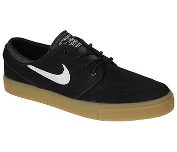 64e954c01e966 pánske. topánky Nike SB Zoom Stefan Janoski - Black/White/Gum Light Brown
