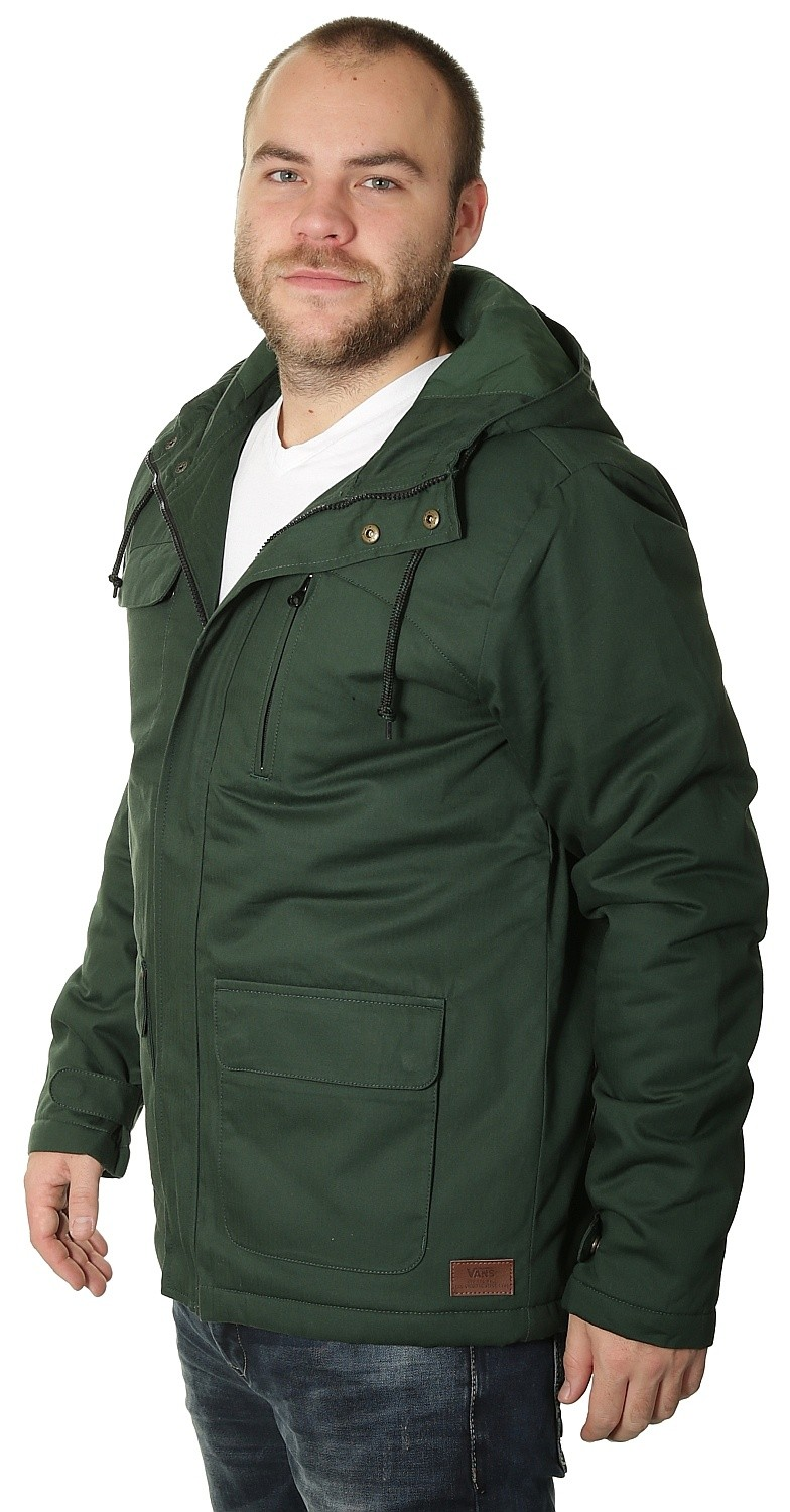 Vans Seville Jacket - Sycamore. In stock ‐ by at your home -30%
