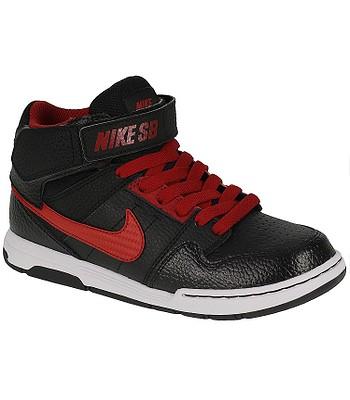boty Nike SB Mogan Mid 2 Jr B - Black Gym Red White  3237c2d80d