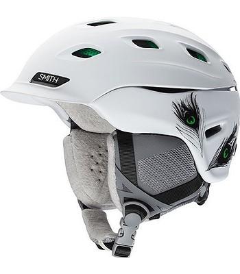helma Smith Vantage - Matte White Feathers - snowboard-online.sk 1d2bbaea111