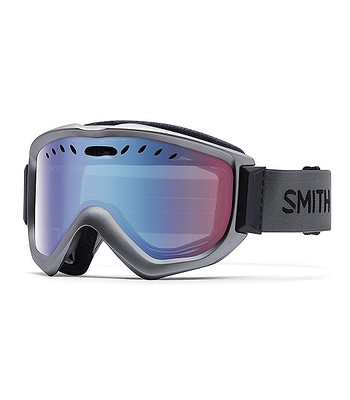 bd7579bd8 okuliare Smith Knowledge OTG - Graphite/Blue Sensor - snowboard ...