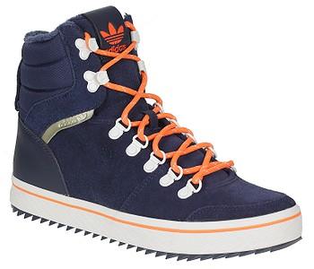 5a867d631e7 dámske. topánky adidas Originals Honey Hill W - Night Indigo Night  Indigo Solar Orange
