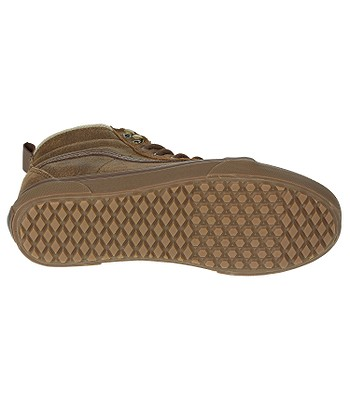 180093c59087c8 shoes Vans Sk8-Hi MTE - MTE Brown Herringbone. No longer available.