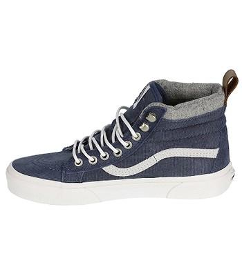 dfbccdc1c99 Vans Sk8-Hi MTE Shoes - MTE Denim Suede Blue. No longer available.