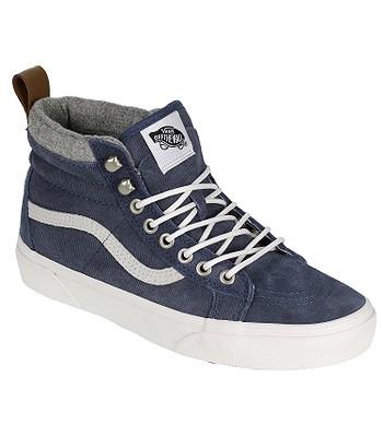 71edafdf526 Vans Sk8-Hi MTE Shoes - MTE Denim Suede Blue - blackcomb-shop.eu