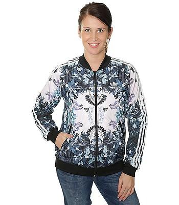 wylot sklep moda designerska bluza adidas Originals Florera Romantic Woods Supergirl Zip ...