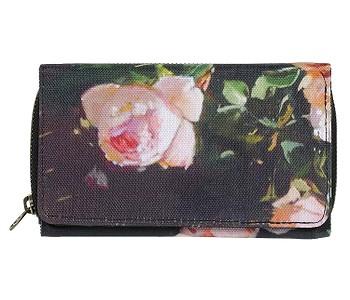 peněženka Sittar 70 Sup - Bordeaux/Rose