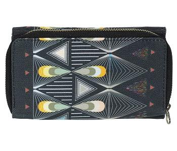 peněženka Sittar 70 Sup - Black/Geometric