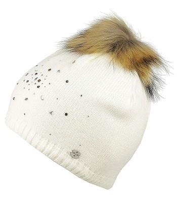 čepice Snowlife Diamond - 010 White - snowboard-online.cz f4078103ca