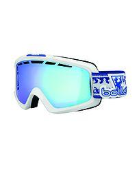 okuliare Bollé Nova II - Matte White   Blue Aurora e87f9f2adc5