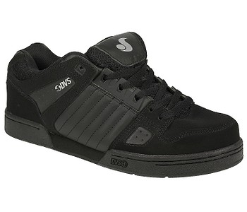 boty DVS Celsius - Black Black Leather - boty-boty.cz - doprava zdarma 307f3c1f641