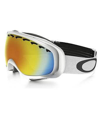 aa6e169f5c goggles Oakley Crowbar - Matte White Fire Iridium - snowboard-online.eu