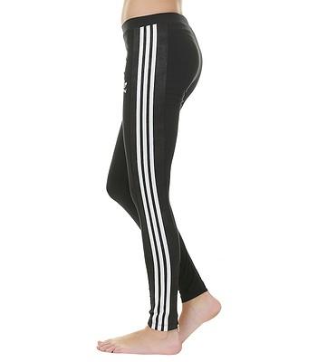 3707d2a2846 legíny adidas Originals St. Moritz Deluxe 3 Stripe - Black -  snowboard-online.sk