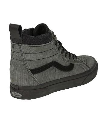 e02fe64c679 topánky Vans Sk8-Hi MTE - MTE Denim Suede Black