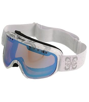 okuliare Bollé Scarlett - Shiny White Night Aurora - snowboard-online.sk 45882495b6b