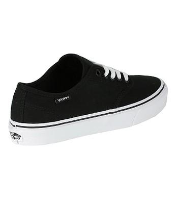 boty Vans Camden Stripe - Canvas Black White. SKLADEM -40% 636af66af8c