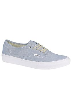 4b6273caad17d topánky Vans Authentic Slim - Chambray/Blue/True White ...