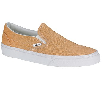 boty Vans Classic Slip-On - Chambray/Coral/True White