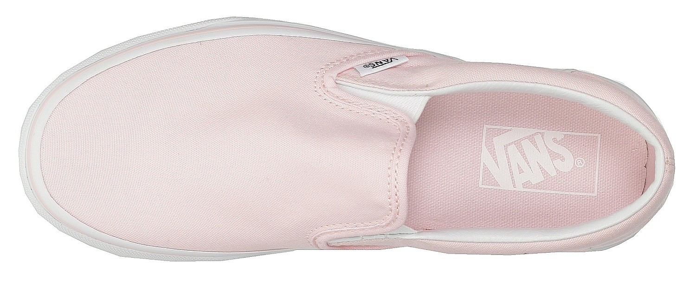 Vans Classic Slip-On Shoes - Ballerina/True White ...
