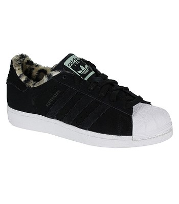 boty adidas Originals Superstar W - Core Black Core Black Ftwr White ... 89c4cc83e9a