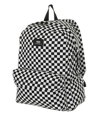 batoh Vans Old Skool II - Black White Checkerboard  487171fecf