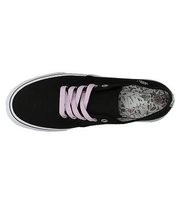 35c2e69f66af7e Vans Camden Stripe Shoes - Vintage Floral Black Lavender - blackcomb ...