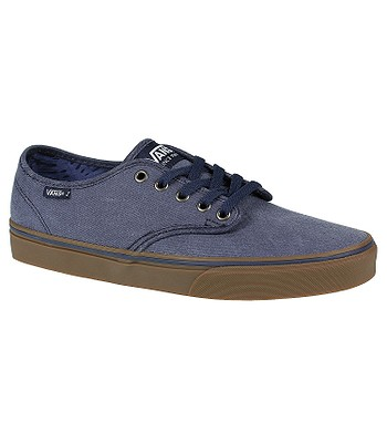 b4712e3e0a Vans Camden Deluxe Shoes - Washed Navy Gum - blackcomb-shop.eu