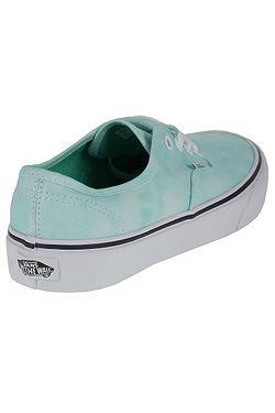 8980a43f52e ... boty Vans Authentic - Tie Dye Turquoise