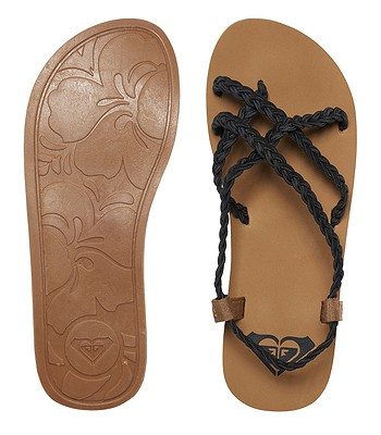 eea872f5a7b9 sandály Roxy Gillis - Black