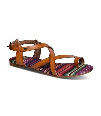 sandále Roxy Marrakech - Brown - snowboard-online.sk 0842dd0065
