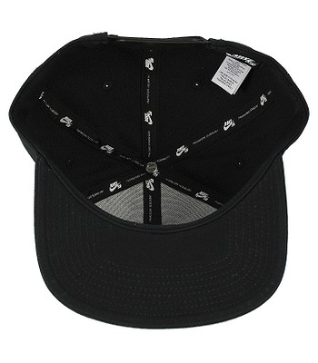 kšiltovka Nike SB Icon Pro - 013 Black Black Black White -  snowboard-online.cz 15f133f914