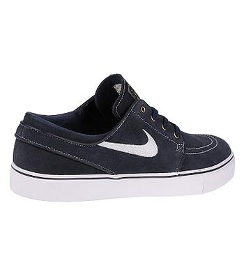 03f3eb32ec572 topánky Nike SB Zoom Stefan Janoski - Dark Obsidian/White/White/Gum Light  Brown - snowboard-online.sk