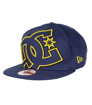 kšiltovka DC Double Up New Era 9Fifty - BPY0 Vintage Indigo ... bcbd75548f