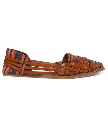 47128694799b7 sandały Roxy Meri - Brown - blackcomb-shop.pl