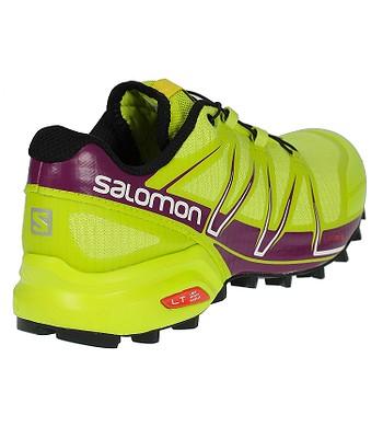 shoes Salomon Speedcross Pro W - Gecko Green Mystic Purple White. IN STOCK  -40% f81c9c1d41e