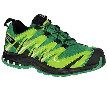 boty Salomon XA Pro 3D GTX - Athletic Green-X Black Granny Green - boty-boty.cz  - doprava zdarma 7578c9da9b