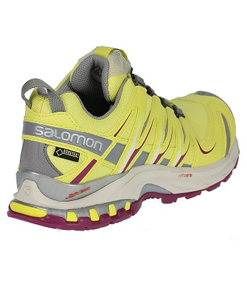 topánky Salomon XA Pro 3D GTX W - Citrus-X Light Gray Mystic. Produkt už  nie je dostupný. e47db5796be