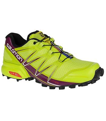shoes Salomon Speedcross Pro W - Gecko Green Mystic Purple White -  blackcomb-shop.eu 71c29977d8d