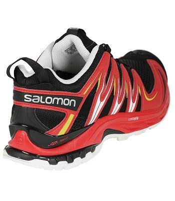 topánky Salomon XA Pro 3D - Black Radiant Red Corona Yellow. Produkt už nie  je dostupný. 2ed2a44f72d
