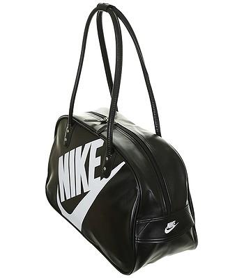 bag Nike Heritage SI Shoulder Club - 010 Black Black  White. No longer  available. 6364ae194ae