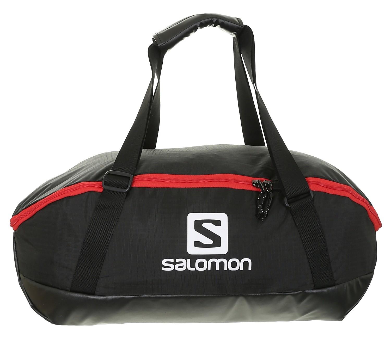 Salomon Prolog 40 Bag Black/bright Red - - Unique bCOcYLU