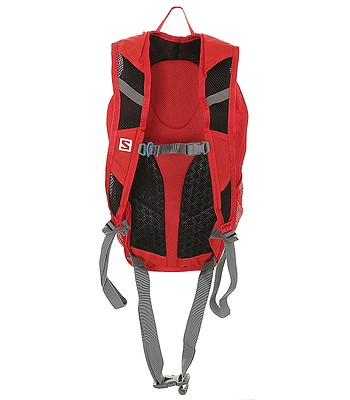 bd613dd54f batoh Salomon Trail 10 - Bright Red White - snowboard-online.sk