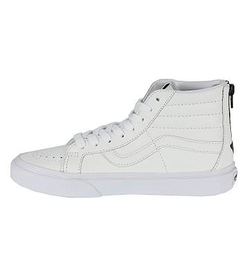 46922810fa boty Vans Sk8-Hi Reissue Zip - Premium Leather True White Black. Produkt  již není dostupný.