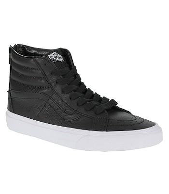 fe3c6234d8 shoes Vans Sk8-Hi Reissue Zip - Premium Leather Black True White - blackcomb -shop.eu