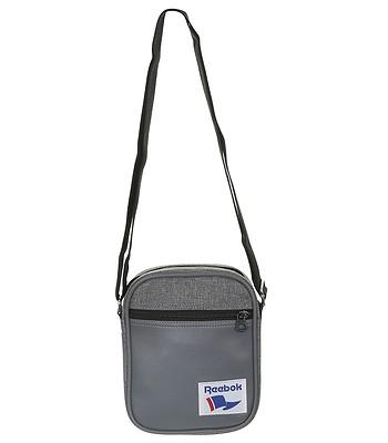 0d275cad33 bag Reebok Classics Royal Pu City - Shark-R Black Melange-R -  snowboard-online.eu