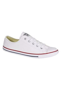 boty Converse Chuck Taylor All Star Dainty Canvas OX - 537204/White