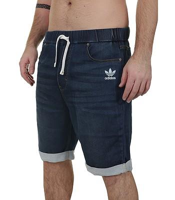 kraťasy adidas Originals French Terry Denim - Medium Blue Denim ... e1bdafe82e