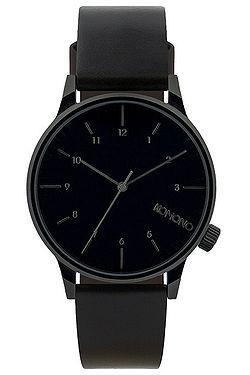 cb42bbbef hodinky Komono Winston Regal - All Black